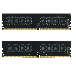 Teamgroup Elite 16GB Kit (2x8GB) DDR4-2666 DIMM PC4-21300 CL19, 1.2V