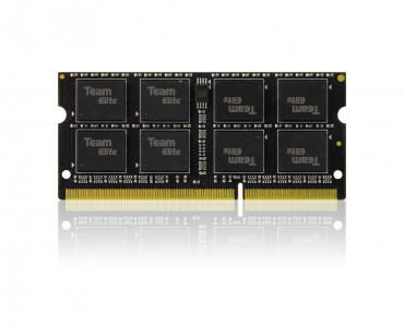 Teamgroup Elite 4GB DDR3-1600 SODIMM PC3-12800 CL11, 1.35V