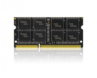 Teamgroup Elite 8GB DDR3-1600 SODIMM PC3-12800 CL11, 1.35V