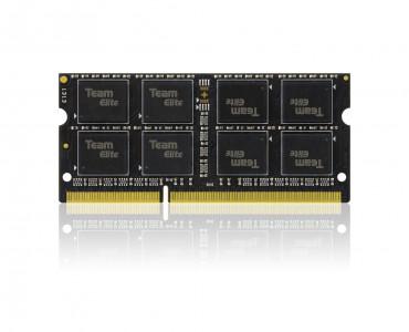 Teamgroup Elite 8GB DDR3-1600 SODIMM PC3-12800 CL11, 1.35V