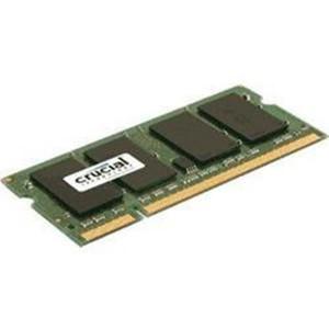 CRUCIAL 2GB DDR2 800 PC2-6400 CL6 SODIMM za prenosnike