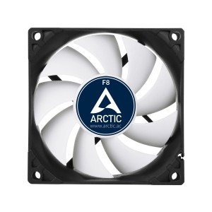 ARCTIC F8 80mm 3-pin ventilator