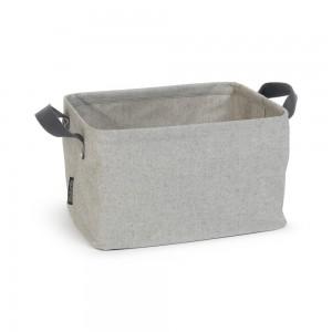 Brabantia zložljiv koš za perilo 35L siv