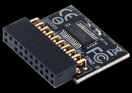 GIGABYTE Trusted Platform Module GC-TPM2.0 modul