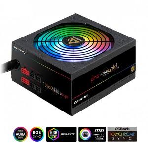 Chieftec Photon GOLD Series 650W RGB ATX modularni napajalnik