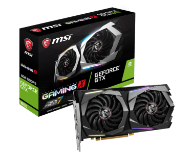 Grafična kartica MSI GeForce GTX 1660 GAMING X 6G, 6GB GDDR5, PCI-E 3.0