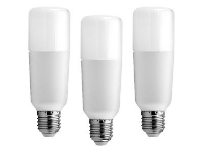 GE LED 3x sijalka 9W,E27,3000K 3 PAK
