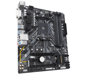 GIGABYTE B450M DS3H, DDR4, SATA3, USB3.1Gen1, HDMI, AM4 mATX