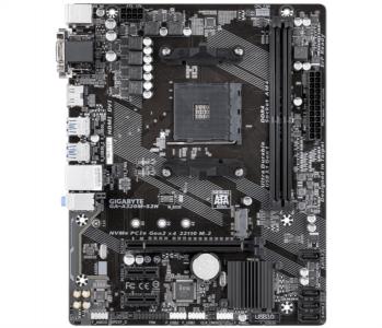 GIGABYTE GA-A320M-S2H, DDR4, SATA3, USB3.1Gen1, HDMI, AM4 mATX