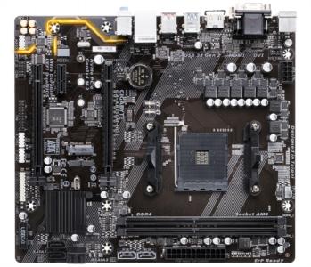 GIGABYTE GA-AB350M-HD3, DDR4, SATA3, USB3.1Gen2, AM4 mATX