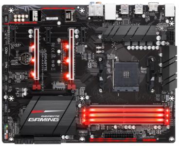 GIGABYTE GA-AX370-GAMING K3, DDR4, SATA3, USB3.1Gen1, AM4 ATX