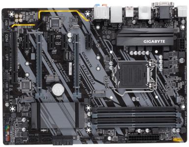 GIGABYTE  H370 HD3, DDR4, SATA3, USB3.1Gen2, HDMI, LGA1151 ATX