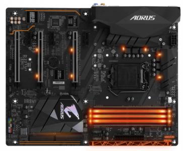 GIGABYTE GA-Z270X-Gaming K5, DDR4, SATA3, USB3.1Gen2, DP, M.2, LGA1151 ATX