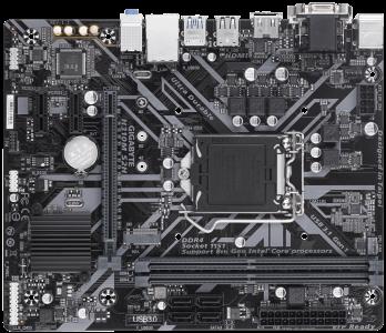 GIGABYTE H310M S2H, DDR4, SATA3, HDMI, USB3.1Gen1, LGA1151 mATX