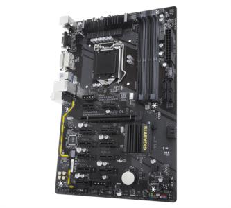 GIGABYTE GA-B250-FinTech MINING, DDR4, SATA3, DVI, USB3.1, LGA1151 ATX