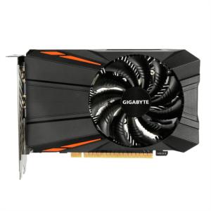 GIGABYTE grafična kartica GTX 1050 Ti D5, 4GB GDDR5, PCI-E 3.0