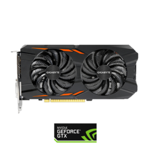 Grafična kartica GIGABYTE GeForce GTX 1050 Windforce OC, 2GB GDDR5, PCI-E 3.0