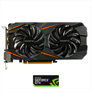 Grafična kartica GIGABYTE GeForce GTX 1060 Windforce OC, 6GB GDDR5, PCI-E 3.0