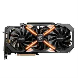 Grafična kartica GIGABYTE GeForce GTX 1080 Ti Aorus 11G, 11GB GDDR5X, PCI-E 3.0