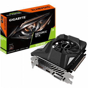Grafična kartica GIGABYTE GeForce GTX 1650 SUPER OC 4G, 4GB GDDR6, PCI-E 3.0