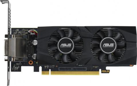 Grafična kartica ASUS GeForce GTX 1650 OC LP, 4GB GDDR5, PCI-E 3.0