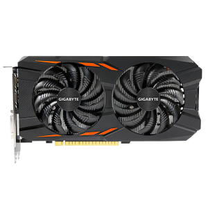 Grafična kartica GIGABYTE GeForce GTX 1050 Ti Windforce OC, 4GB GDDR5, PCI-E 3.0