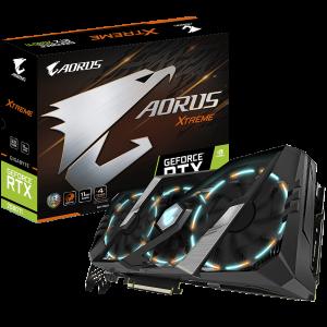 Grafična kartica GIGABYTE GeForce RTX 2080 Ti AORUS Extreme 11G, 11GB GDDR6, PCI-E 3.0