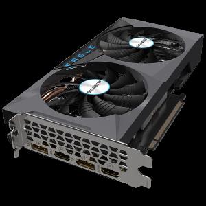 Grafična kartica GIGABYTE GeForce RTX 3060 Ti EAGLE OC 8G, 8GB GDDR6, PCI-E 4.0