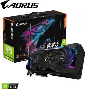 Grafična kartica GIGABYTE AORUS GeForce RTX 3080 MASTER 10G, 10GB GDDR6X, PCI-E 4.0