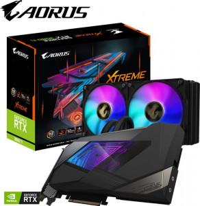 Grafična kartica GIGABYTE AORUS GeForce RTX 3080 Ti XTREME WATERFORCE 12G, 12GB GDDR6X, PCI-E 4.0
