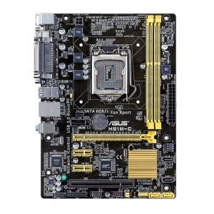 ASUS H81M-C, DDR3, SATA3, DVI, USB3.1Gen1, LGA1150 mATX