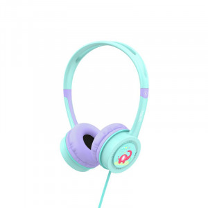 HAVIT slušalke z otroškim motivom H210d Modre