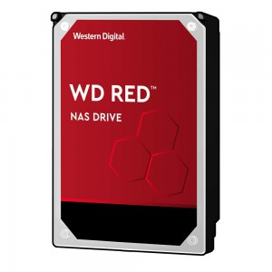WD trdi disk 6TB SATA3, 6Gb/s, Intellipower, 256MB RED