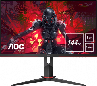 "AOC 27G2U 27"" IPS 144Hz gaming monitor"