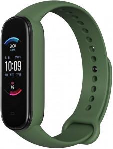 Xiaomi Amazfit Band 5 pametna zapestnica zelena