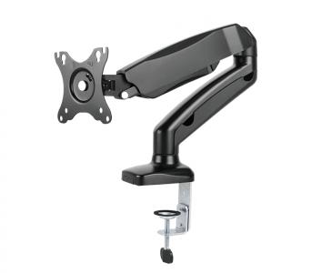 IcyBox enojni namizni nosilec za monitor do diagonale 27''