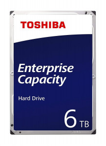 TOSHIBA trdi disk 6TB 7200 SATA 6Gb/s 256MB, 512e