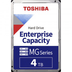 TOSHIBA trdi disk 4TB 7200 SATA 6Gb/s 128MB, 512e