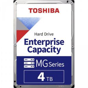 TOSHIBA trdi disk 4TB 7200 SATA 6Gb/s 256MB, 512e