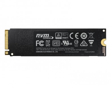 Samsung 500GB 970 EVO SSD NVMe M.2 disk