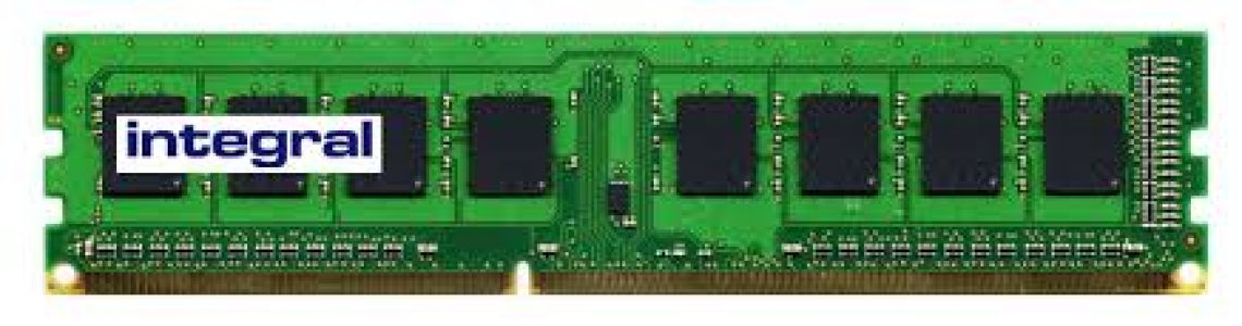 Integral 4GB DDR3 1600MHz DESKTOP ECC