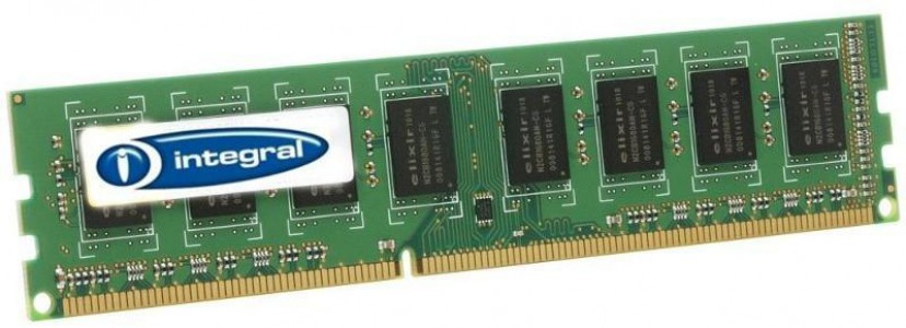 Integral 4GB DDR3 1333MHz DESKTOP ECC