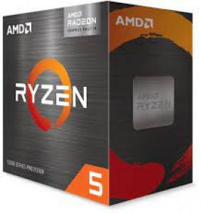 AMD Ryzen 5 5600G procesor z Radeon grafiko