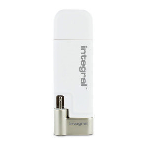 Integral iShuttle iPhone-iPad USB 3.0 128gb