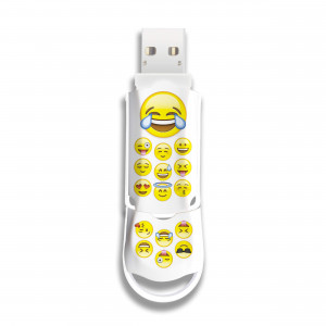 Integral USB 16GB 2.0. EMOJI