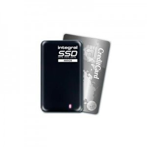 INTEGRAL 480GB SSD USB3.0 credit card size