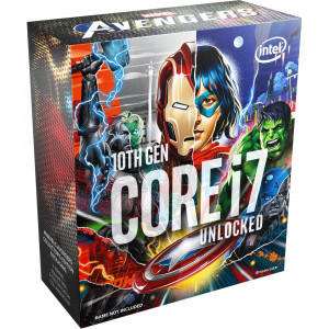 Intel Core i7 10700KA BOX procesor - Marvel's Avengers Collector's