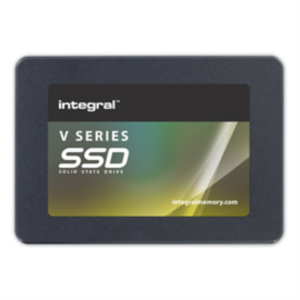 Integral 120GB SSD V Series TLC NAND SATA3 2.5'' + 9mm adapter, version 2