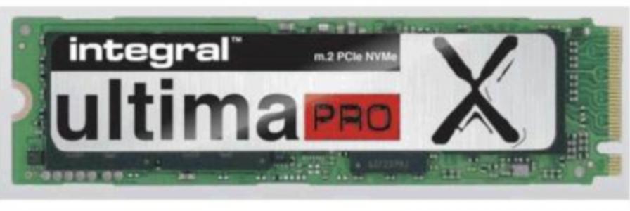 INTEGRAL 240GB SSD PCIe NVMe M.2 2280 disk