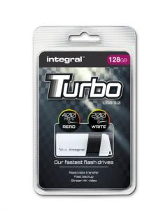 INTEGRAL TURBO 128GB USB3.0 spominski ključek